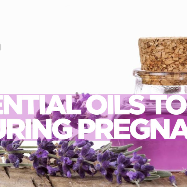 Essential Oils for Relaxation During Pregnancy